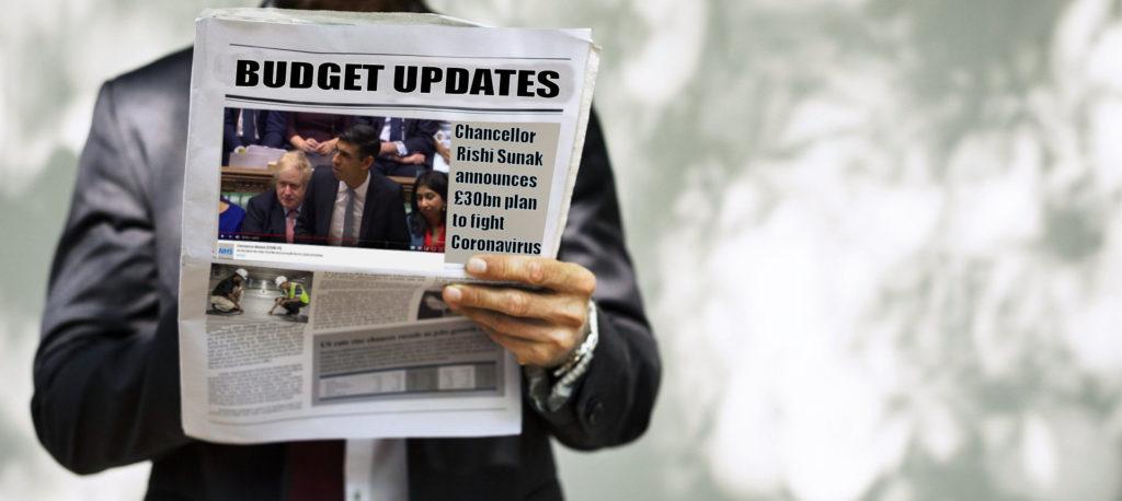 UK Budget Updates