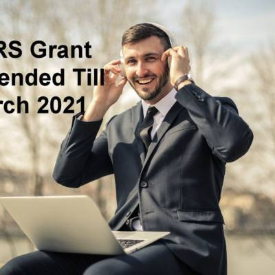 CJRS Grant Extended to March 2021