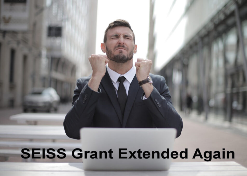 SEISS grant extended